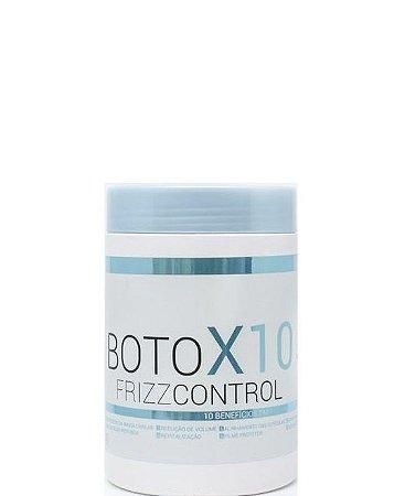 Jhors Bt.ox 10 Frizz Control 10 Benefícios  Sem Formol 1kg