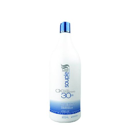 Souple Liss Aguá Oxigenada OX 30 Volumes 9% 900ml