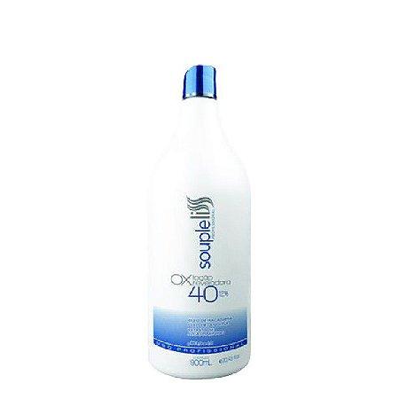 Souple Liss Água Oxigenada OX 40 Volumes 12% 900ml
