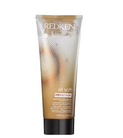 Redken All Soft Mega Mask  Máscara Capilar 200ml