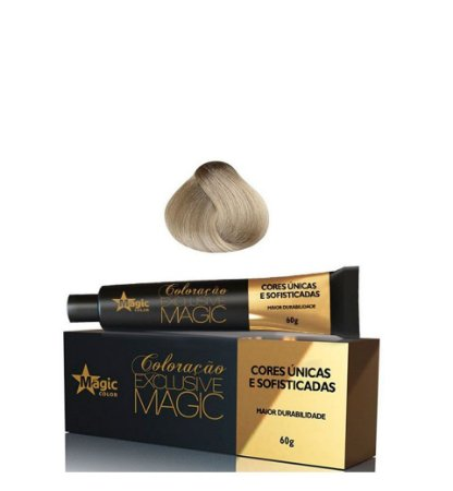 Magic Color Coloração Exclusive Magic Loiro Claríssimo 10.0 - 60g