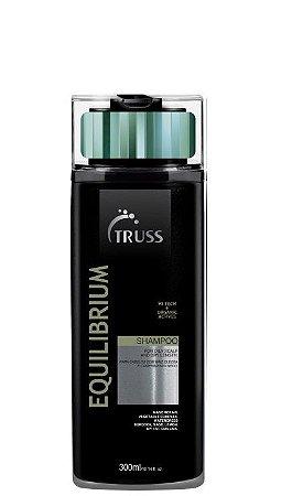 Truss Shampoo Equilibrium Raiz Oleosa e Comprimento Seco 300ml