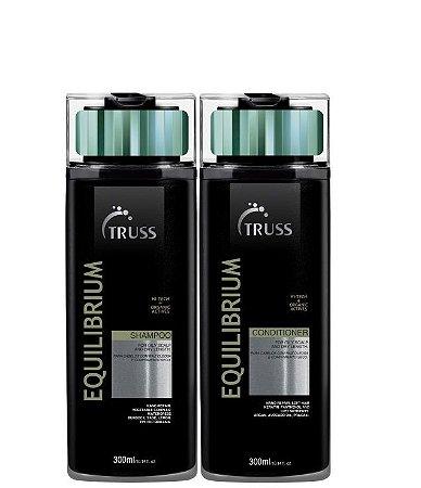 Truss Professional Equilibrium Shampoo e Condicionador 2x300ml