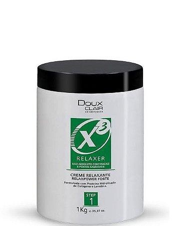 Doux Clair X3 Relaxer Creme Relaxante Tioglicolato 1kg