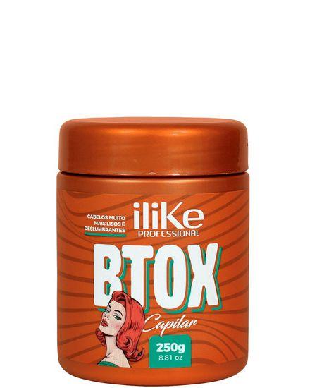 iLike Professional Btox Capilar Profissional 250g + Brinde