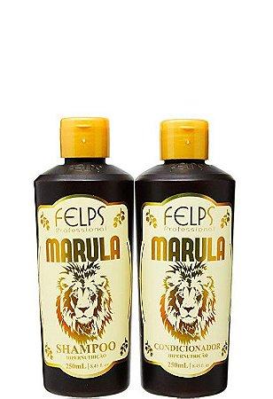 Felps Marula Hipernutrição Shampoo e Condicionador 2x250ml