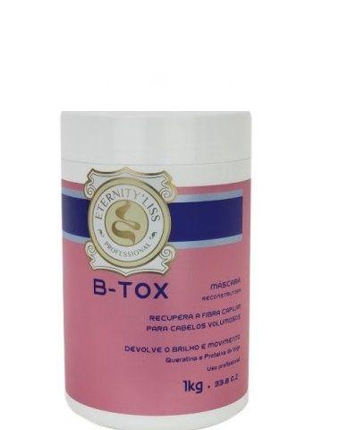 Eternity Liss Professional B-Tox Máscara Reconstrutora 1kg