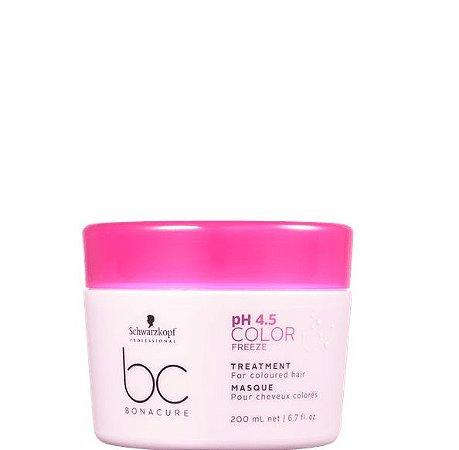 Schwarzkopf Professional Bc Bonacure Máscara Color Freeze- 200 ml