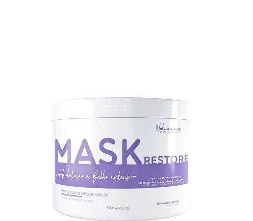 Naturiam Máscara Mask Restore Hidratação e Brilho Intenso 500g