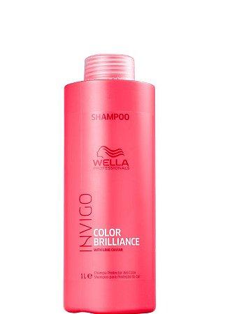 Wella Invigo Color Brilliance Shampoo Professionals 1Litro