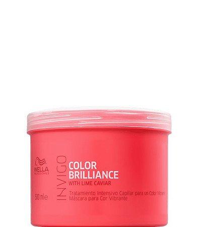 Máscara Wella Color Invigo Brilliance Profissionals 500ml