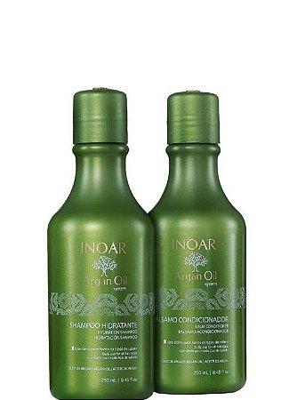 Inoar Argan Oil Kit Shampoo e Condicionador 2x 250ml