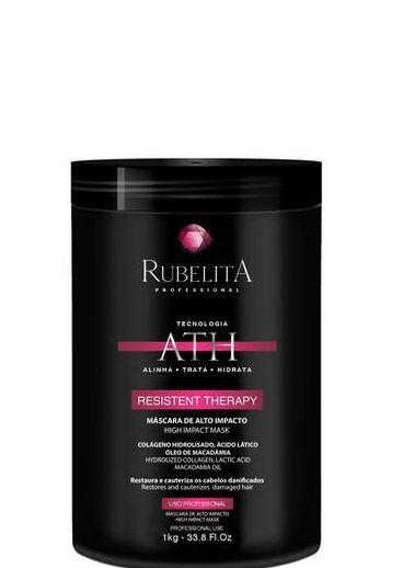 Rubelita Máscara Alto Impacto Resistent Therapy 1kg + Brinde