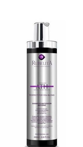 Rubelita Blond Me Shampoo Matizador Perfect For You Blond 250ml