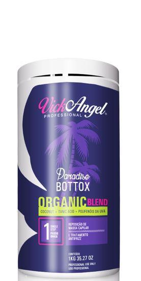 Vick Angel Bottox Paradise Organic Blend Sem Formol 1kg OUTLET