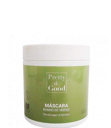 Pretty Good Máscara Banho de Verniz Argan de D-Pntenol 500g