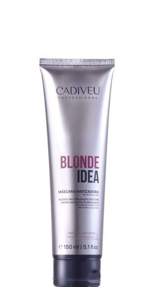 Cadiveu Professional Blonde Idea Máscara Matizadora 150ml