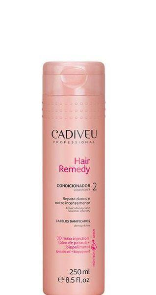 Cadiveu Hair Remedy Condicionador Tratamento Profissional 250ml