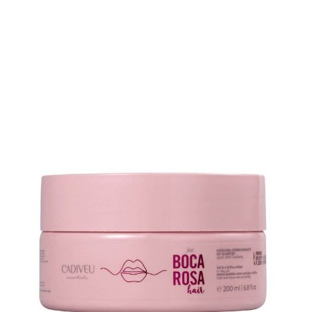 Cadiveu Boca Rosa Hair Máscara Condicionante de Quartzo 200ml