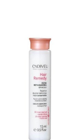 Cadiveu Hair Remedy Dose Reparadora Ampola Capilar 15ml