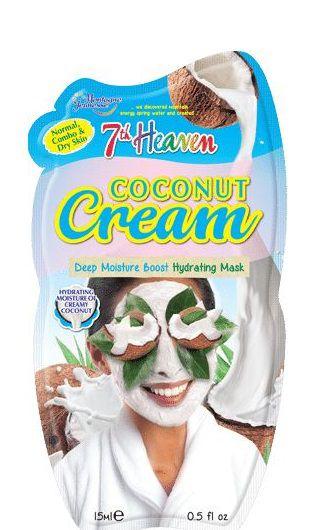 Montagne Jeunesse Máscara Creme De Coco Coconut Cream 15ml