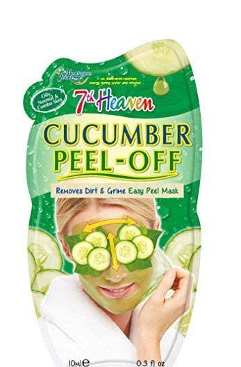 Montagne Jeunesse Máscara De Pepino Facial Cucumber Peel-Off 10ml