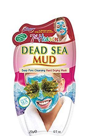 Montagne Jeunesse Dead Sea Mud Máscara Facial Lama Do Mar Morto 20g