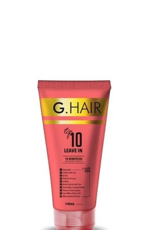 G Hair Top 10  Benefícios Leave-in 140ml