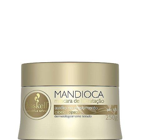 Haskell Mandioca - Máscara de Hidratação Capilar 250g