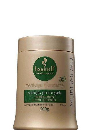 Haskell Murumuru Manteiga Hidratante Máscara Capilar 500g