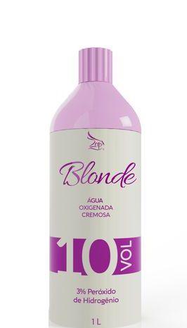 Zap Blonde Água Oxigenada Cremosa 10 Volumes 900ml