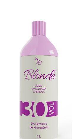 Zap Blonde Água Oxigenada Cremosa 30 Volumes 900ml
