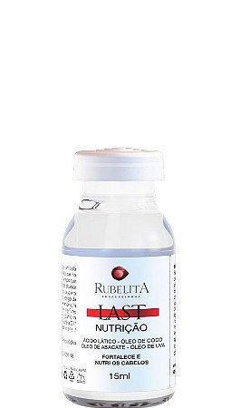 Rubelita  Ampola Last de Nutrição Incolor Capilar 15ml