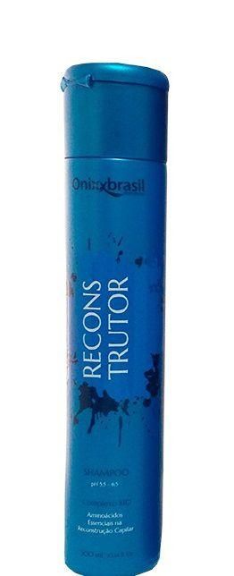 Onixx Brasil Shampoo Reconstrutor 300ml