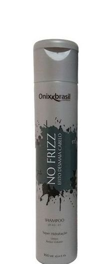 Onixx Brasil No Frizz Shampoo Super Hidratação Capilar 300ml