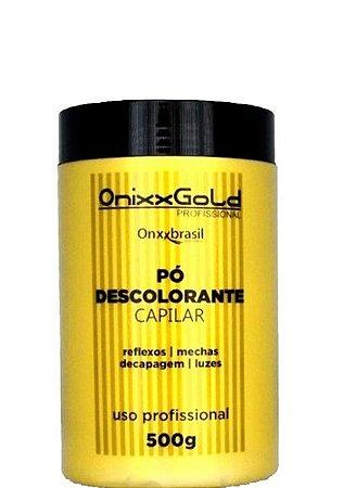 Onixx Brasil Onixx Gold Pó Descolorante Capilar 500g