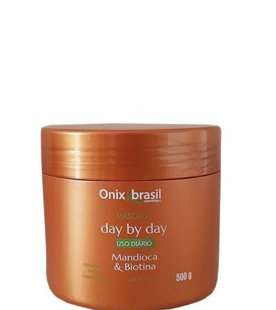 Onixx Brasil Máscara de Mandioca e Biotina hidratação e Força 500g