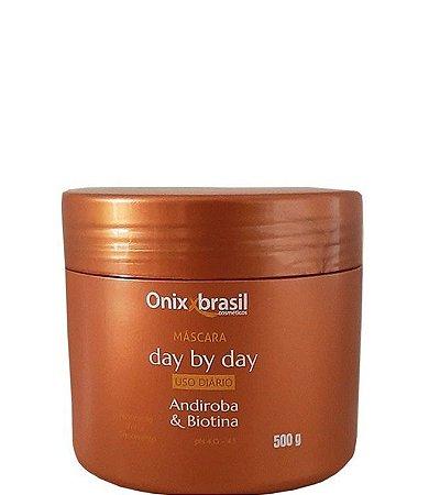 Onixx Brasil Máscara de Andiroba e Biotina Hidratação e Força 500g
