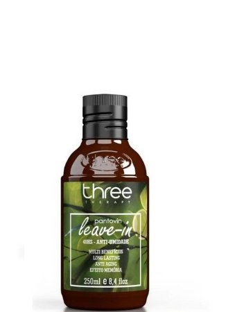 Three Therapy Pantovin Leave-In Multi Benefícios 250ml