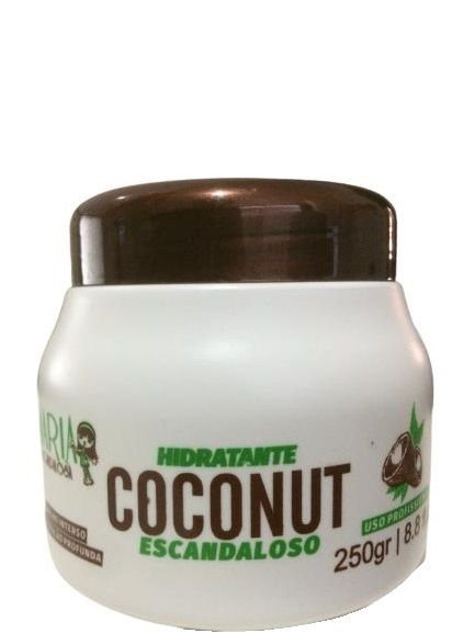 Maria Escandalosa Hidratante Coconut Escandaloso 250g