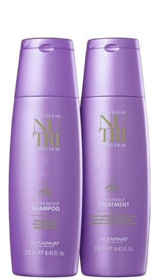 Alfaparf Kit Nutri Seduction Moistwear Duo Shampoo e Treatment 250ml