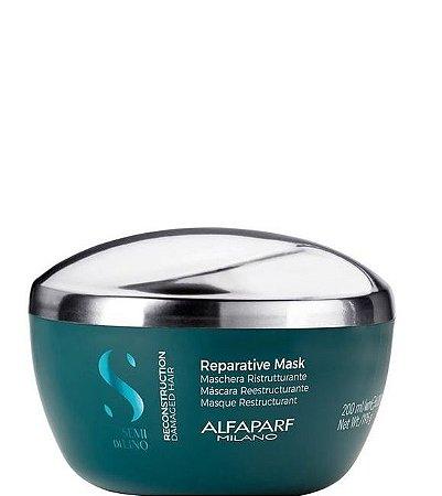 Alfaparf Semi Di Lino Reconstruction Reparative Mask Máscara 200ml
