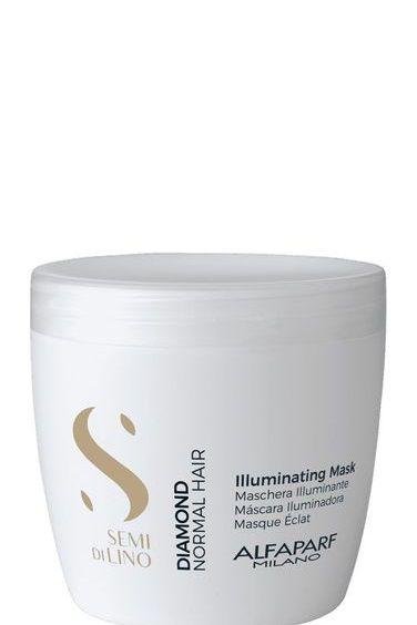 Alfaparf Semi Di Lino Diamond Illuminating Mask Máscara Capilar 500ml