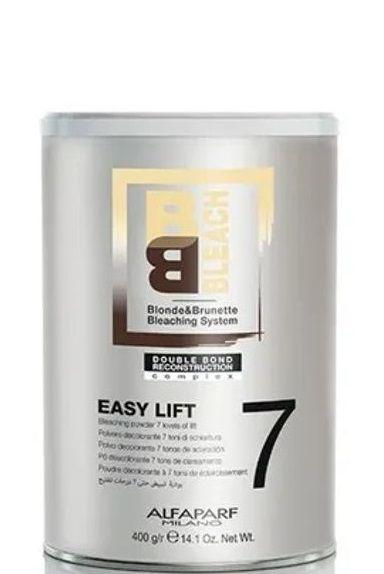 Alfaparf Pó Descolorante Bb Bleach Easy Lift 7 Tons Clareamento 400g