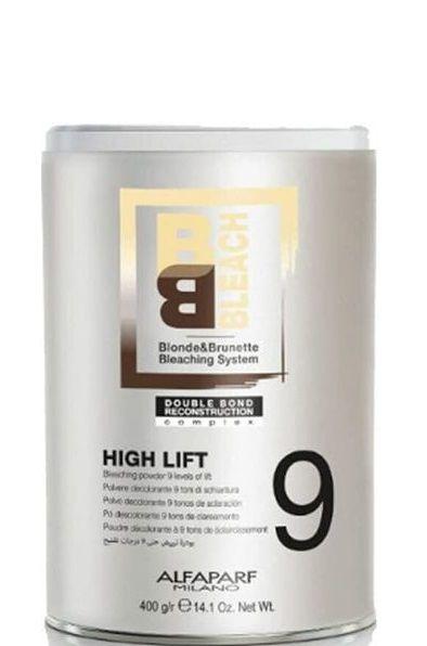 Alfaparf Pó Descolorante Bb Bleach High Lift 9 Tons Clareamento 400g