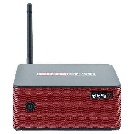 Receptor CineBox Fantasia Z Wi-Fi
