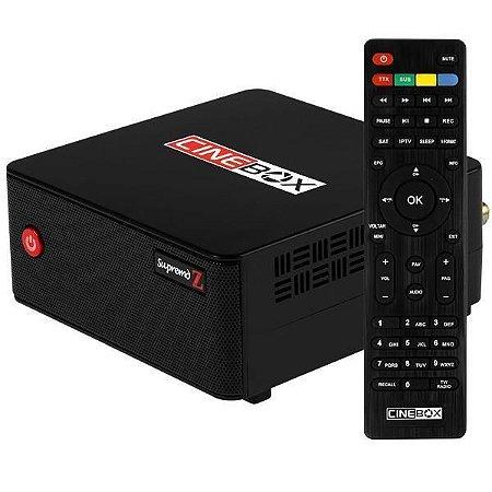 Receptor CineBox Supremo Z IPTV USB