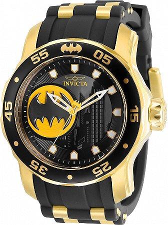 Relógio Invicta DC Comics Batman 34752 Cx 48mm