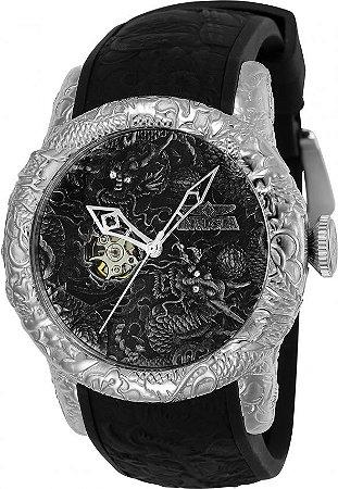 Relógio Invicta 25080 Empire Dragon 50mm Vidro de Safira Automático