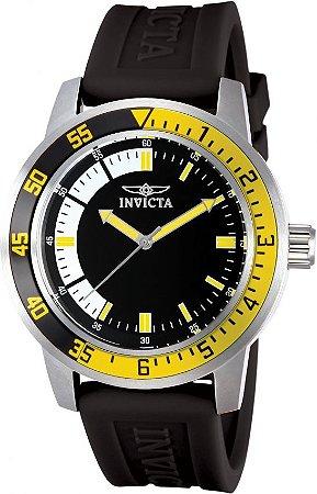 Relógio Invicta Specialty 12846 Casual 45mm Prata